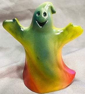 Fenton Art Glass Halloween Ghost (Airbrushed)