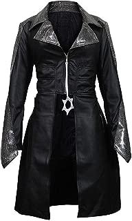 Womens Killer Snow Black Panabaker Caitlin Halloween Costume Coat