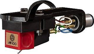 ナガオカ カートリッジ MP-100H ヘッドシェル付き 円錐チップ・接合ダイヤ