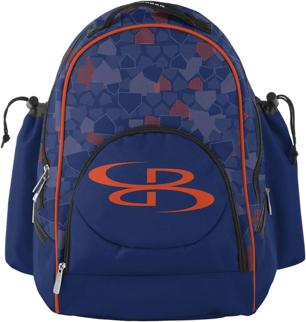 Boombah 人気の製品 25%OFF Tyro Baseball Softball Bat Backpack 10