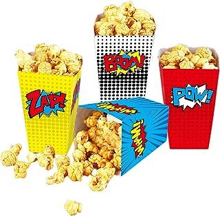 Best spiderman popcorn boxes Reviews