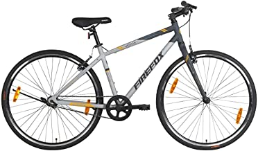 "Firefox Bikes Voya Hybrid City Cycle I V Brake I Ideal For : 12+ Years I Frame size: 18"" I Alloy cycle I Rider height : 5...."