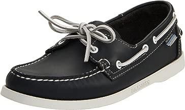 mens blue deck shoes uk