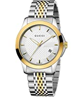 Gucci - G-Timeless 38mm Two-Tone Stainless Steel Watch-YA126409