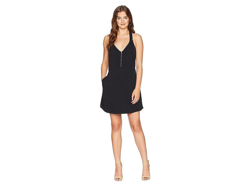 RVCA Primrose Dress (Black) Women