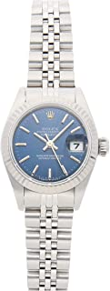 Datejust Mechanical (Automatic) Blue Dial Womens Watch 79174 (Certified Pre-Owned)