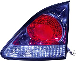 Inner Back Up Reverse Tail Light Replacement For Lexus Rx300 Passenger Right Side Rh 2001 2002 2003 Taillamp Assembly
