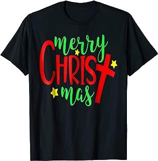 Merry Christmas-Christmas Christian Costume T Shirt