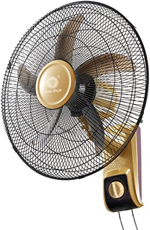 Wall Mounted Fans Oscillating 20 Inches Remote Control Mechanical Retro Electric Fan Wall Fan 7 5 Hours Timer Amazon Co Uk Kitchen Home