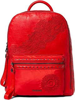 Desigual Tasche Rucksack 20SAKP18 BACK_MELODY NAZCA 3092 RED