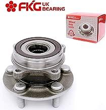 wheel bearing hub assembly front