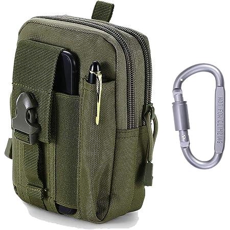 Molle Gürteltasche MOLLE Hüfttasche Kleine Gebrauchstasche Taktische