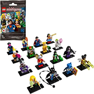 LEGO 71026 Minifigures - 1 UNIT - DC Super Heroes Series Collectible Toy (Style Picked at Random)