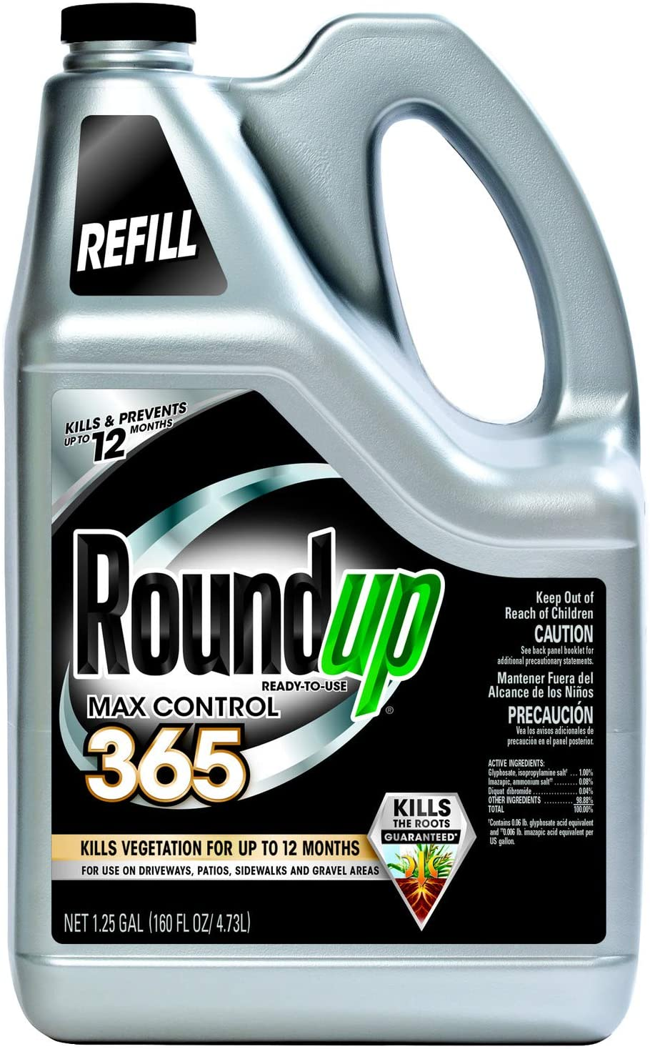 Roundup 5000710 Ready-to-Use Max Control 365 Refill, 1 Pack