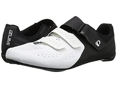 Pearl Izumi Select Road V5 (White/Black) Men