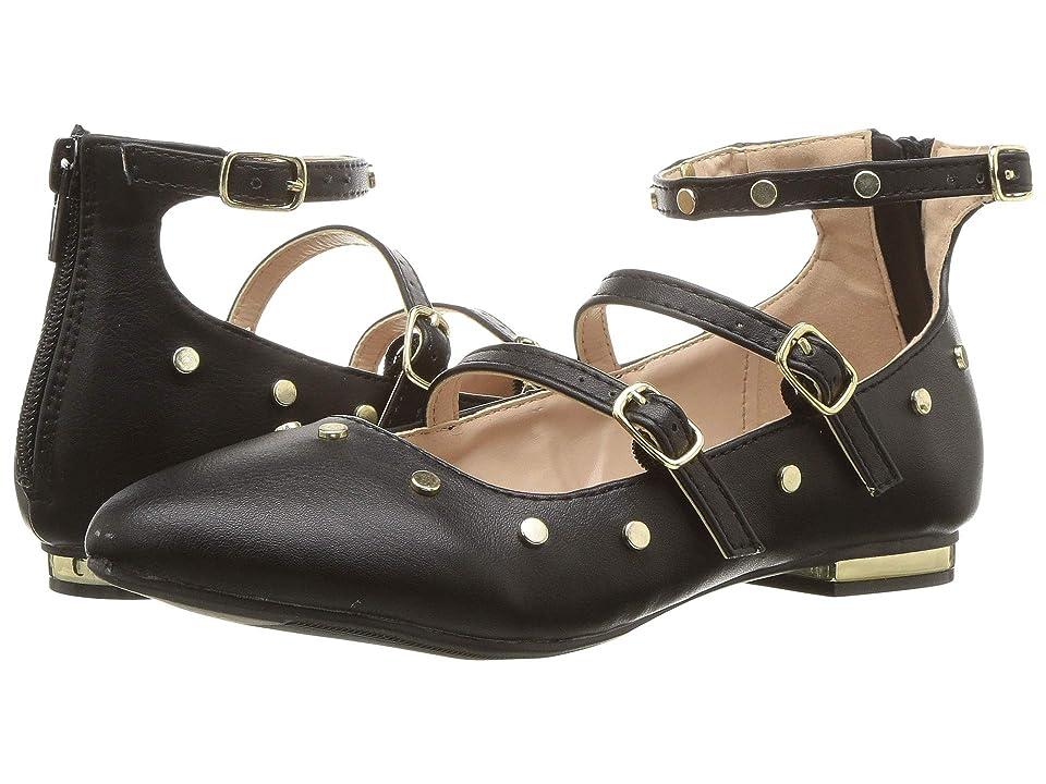 Steve Madden Kids JMosh (Little Kid/Big Kid) (Black) Girl's Shoes