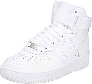 Nike WMNS Air Force 1 High Womens Sneakers 334031-105, White/White-White