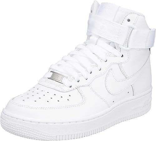 Nike WMNS Air Air Force 1 High Chaussures de Sport Femme  pour pas cher