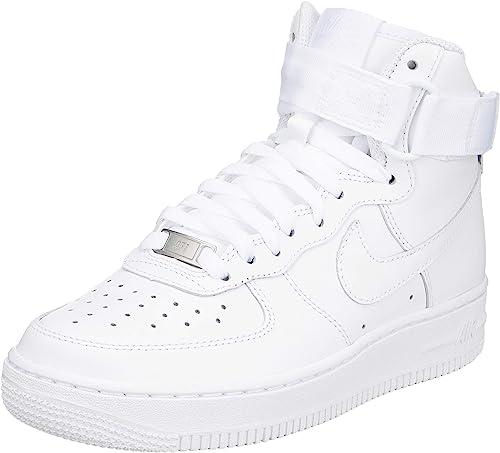 Nike WMNS Air Force 1 High 334031-105, Baskets Hautes Femme