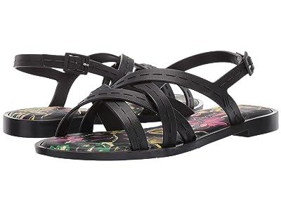 + Melissa Luxury Shoes x Jason Wu Hailey Sandal (Black) Women
