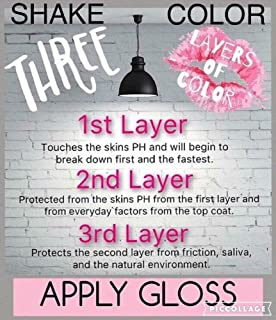 LipSense Bundle (Purple Reign) 1 Lip Color and 1 Glossy Gloss