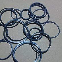 Cassette Tape Belt Recorders Repair Maintenance Mix Cassette Tape Machine Square Belt,50Pcs