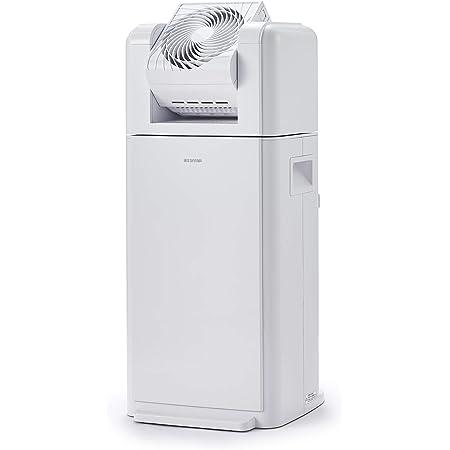 アイリスオーヤマ 除湿機 サーキュレーター 衣類乾燥 強力除湿 除湿器 スピード乾燥 除湿量 8L 湿度センサー 静音設計 デシカント方式 IJDC-K80 ホワイト