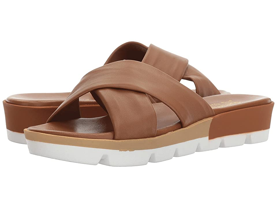 Summit by White Mountain Floretta (Tan Leather) Women