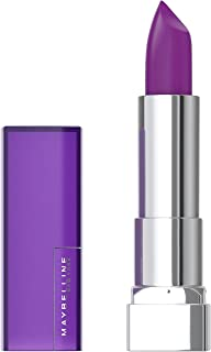 Maybelline Color Sensational Matte Lipstick, Violet Vixen, 1 Tube