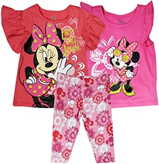 be0dc851b Amazon.com: Minnie Mouse - Clothing Sets / Clothing: Clothing, Shoes ...