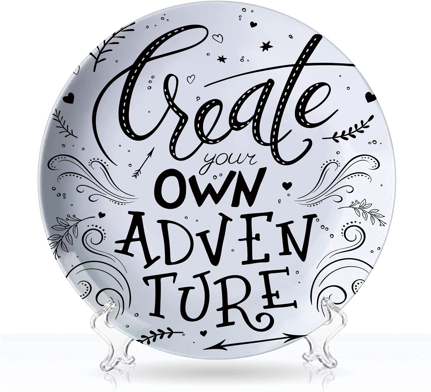 Tstyrea Create Your sold out Own Adventure with El Paso Mall Decorative - P