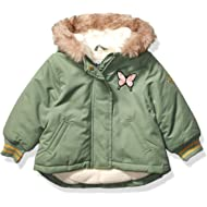 Baby Girls Pretty Cool Parka Jacket