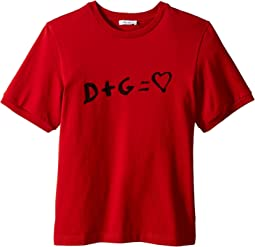 Dolce & Gabbana Kids T-Shirt (Toddler/Little Kids)