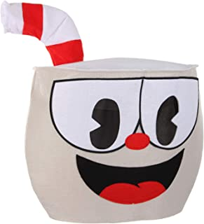 elope Cuphead Felt Character Mascot Head