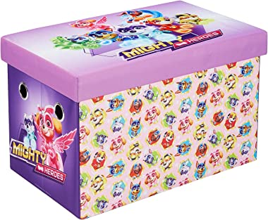 "Paw Patrol Skye Storage Bench, 24"" Toy Box and Extra Seating"