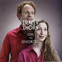 TRACEY THORN / OH THE DIVORCES (CLEAR VINYL)