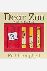Dear Zoo Hardcover