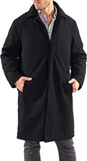 Best extra long trench coat mens Reviews