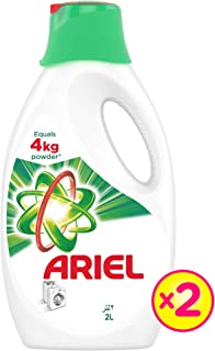 Ariel Automatic Power Gel Laundry Detergent Original Scent 2L Dual Pack
