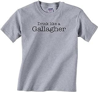 Best gallagher comedian t shirt Reviews