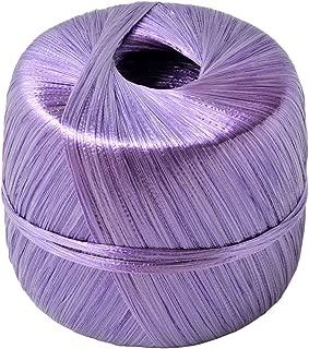 新潟エースロープ ダイヤテープ(玉巻テープ) 300m 紫