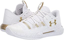 White/Metallic Gold/Metallic Gold