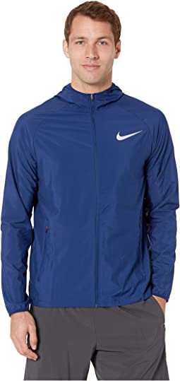 044676df66a8 Nike shield short sleeve running jacket