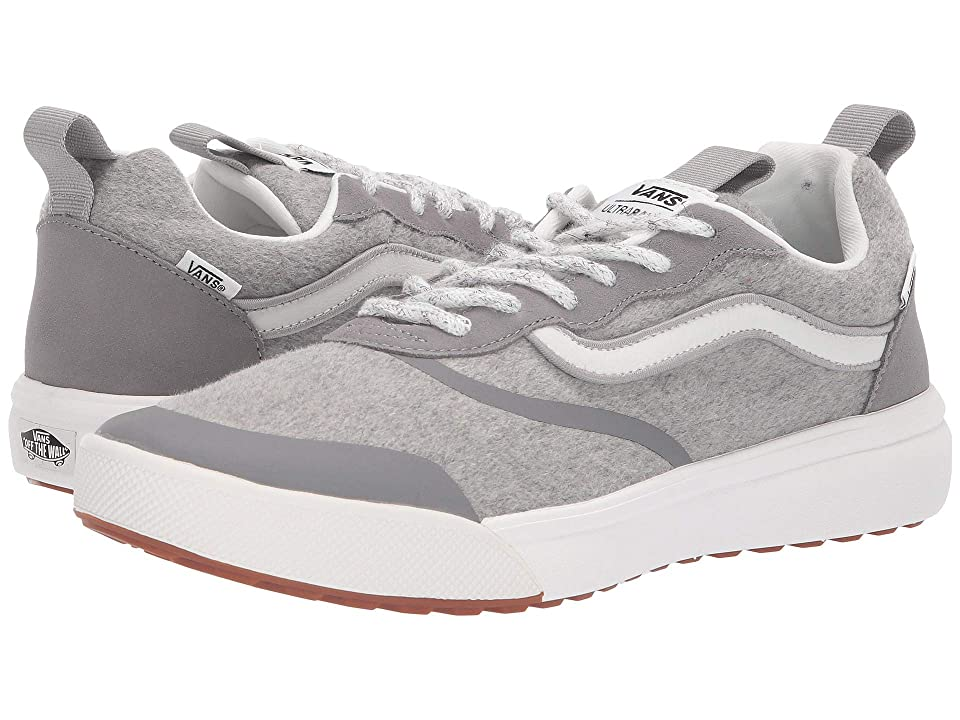 Vans UltraRange Rapidweld ((Wool) Frost Gray) Shoes