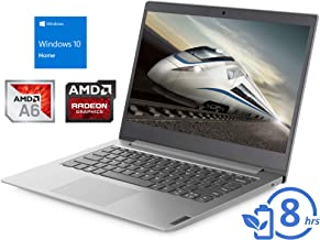 "Lenovo IdeaPad S150 (81VS0001US) Laptop, 14"" HD Display, AMD A6-9220e Upto 2.4GHz, 4GB RAM, 64GB eMMC, HDMI, Card Reader, ..."