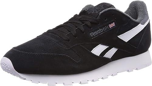 Reebok Cl Leather Mu, Chaussures de Gymnastique Homme