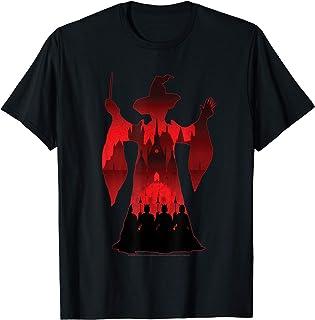 Harry Potter Minerva McGonagall Silhouette T-Shirt