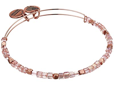 Alex and Ani Balance Bead Bracelet (Soft Pink) Bracelet