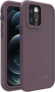 LifeProof Fre, LIVE 360˚ - WATER. DIRT. SNOW. DROP. Four PROOFS. Zero DOUBT. for Apple iPhone 12 Pro - Purple