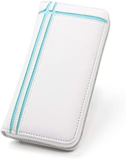 Daylight(デイライト) 財布 メンズ レディース 長財布 Wライン 切り替え ラウンドファスナー DL-1038